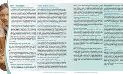 Výroční zpráva dvoustrana
