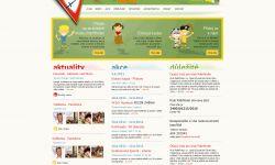 Homepage klubu Patfinder