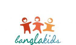 Logo BanglaKids s malým logem ADRA